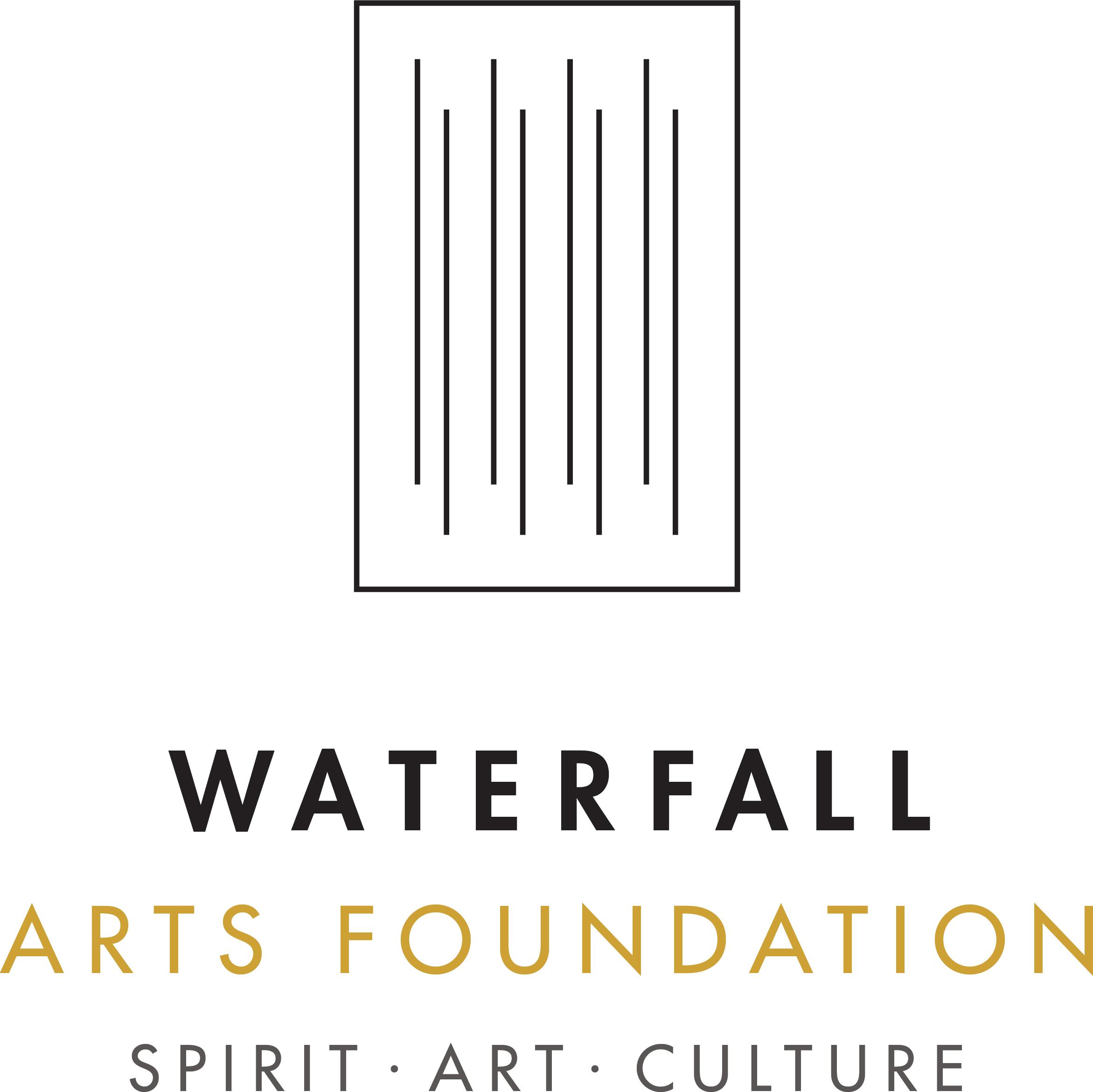 Waterfall Arts Foundation Logo